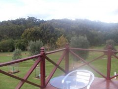 The view from our holiday let .. margeret River WA